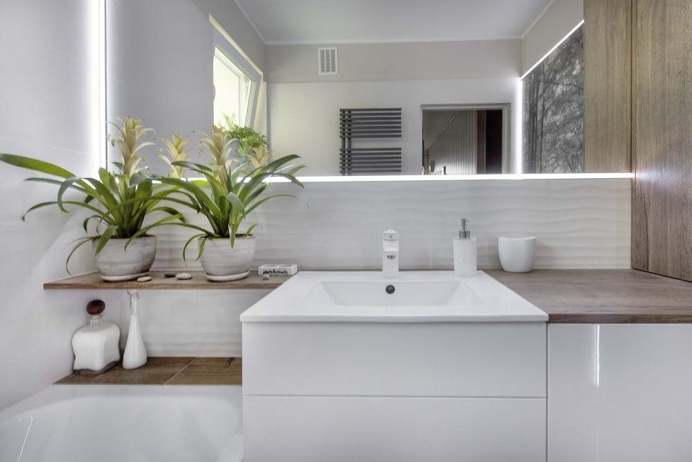 Projekt łazienki Architeka